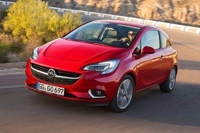 Opel Corsa E (2014-heden)