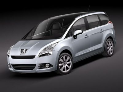 Peugeot 5008 (2009-....)
