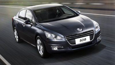 Peugeot 508 (2010-....)