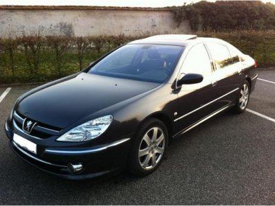 Peugeot 607 (1999-2011)