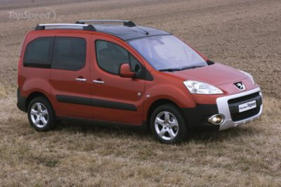 Peugeot Partner (tepee) (2008-....)