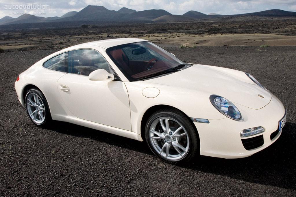 Porsche 911 carrera 997 (2004-2012)