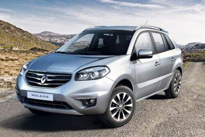 Renault Koleos (2008-2013)