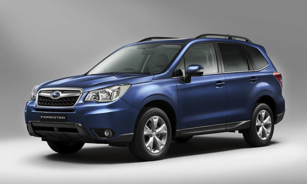 Subaru Forester (2008-....)