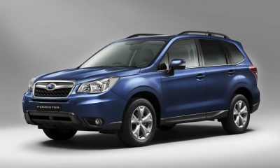 Subaru Forester (2008-heden)