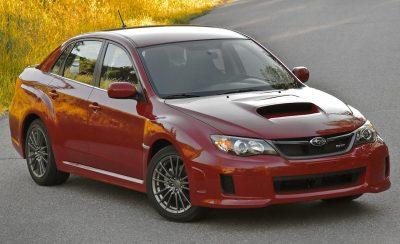 Subaru Impreza (WRX) (2006-heden)