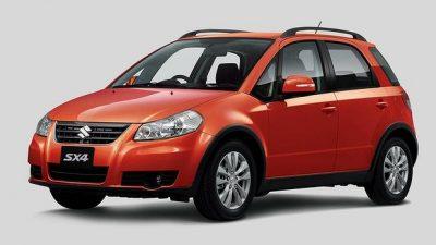 Suzuki SX4 (2006-2014)