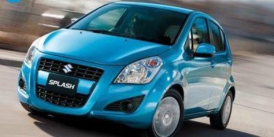 Suzuki Splash (2008-2015)