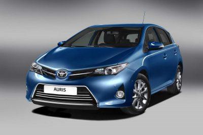 Toyota Auris (2012-heden) alle modellen