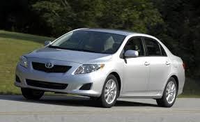 Toyota Corolla (2007-2010)