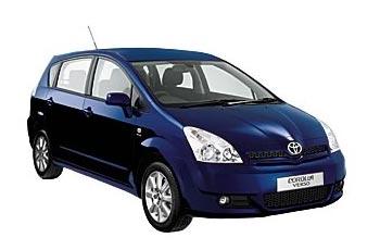 Toyota Corolla verso (2004-2007)