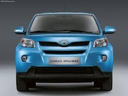 Toyota Urban cruiser (2009-....)
