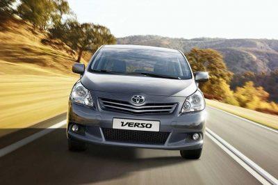 Toyota Verso (2009-heden)