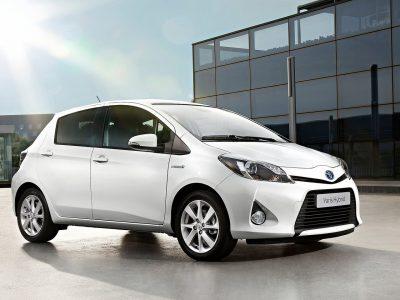 Toyota Yaris (2009-heden)