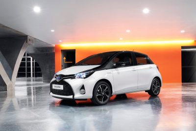 Toyota Yaris facelift (2014-....)