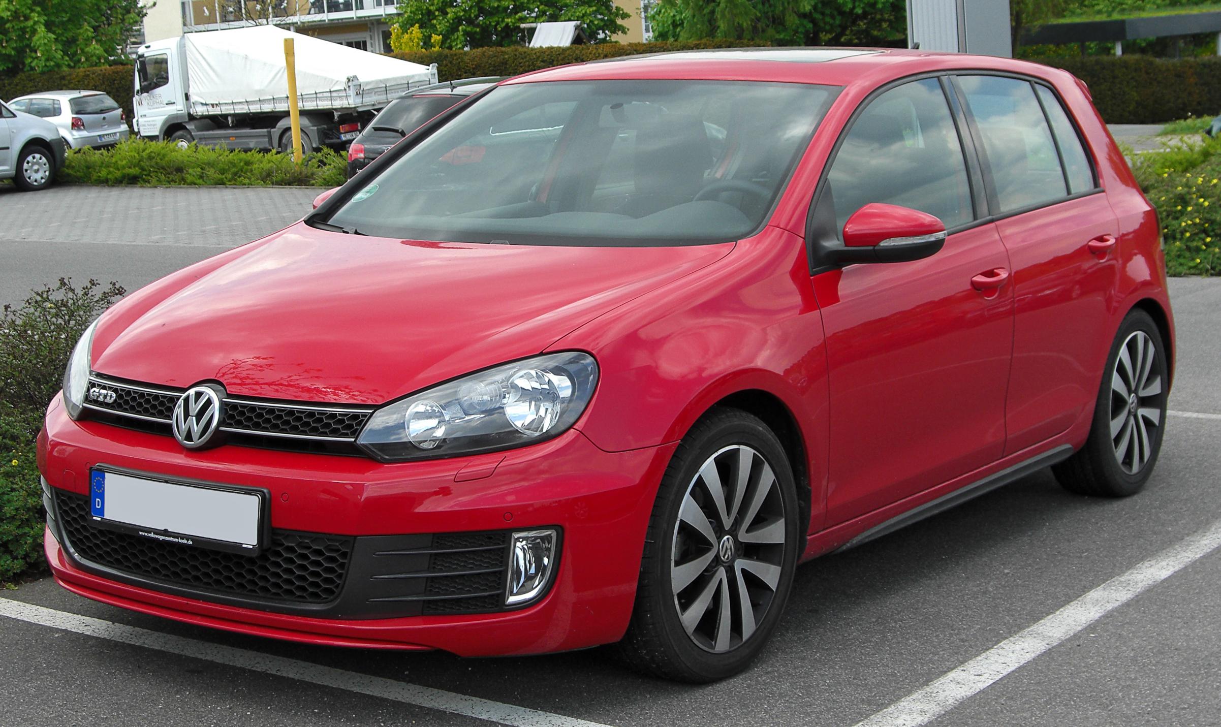 Volkswagen Golf 6 (2009-2012)