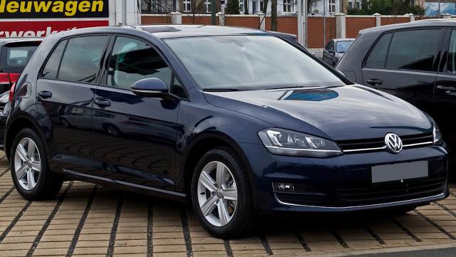 Volkswagen Golf 7 (5G) (2012-heden)