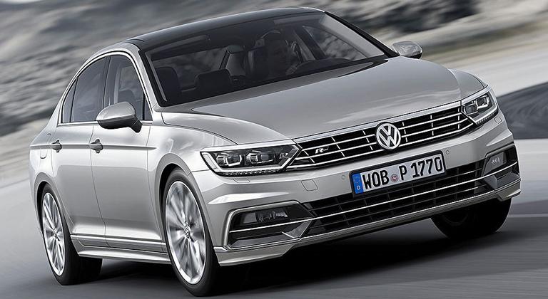 Volkswagen Passat B8 (2014-heden)
