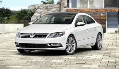 Volkswagen Passat CC (2008-....)