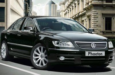 Volkswagen Phaeton (2002-....)
