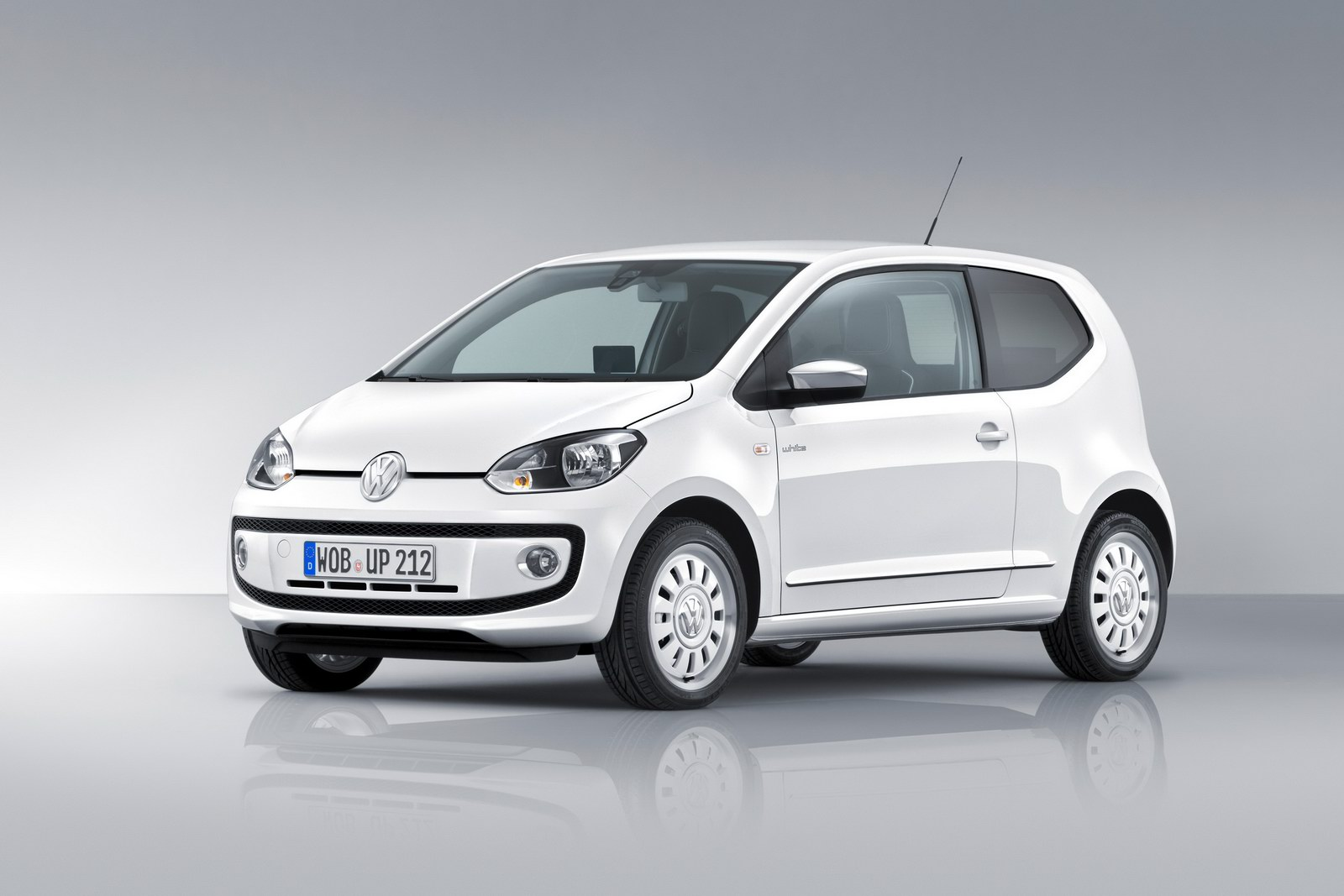 Volkswagen Up (2012-2016)