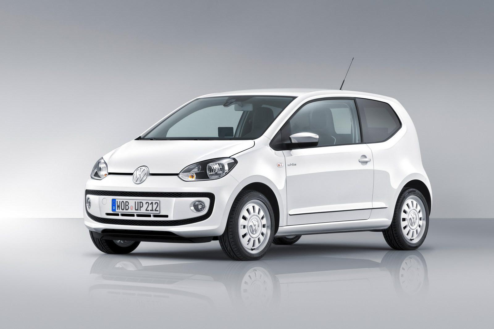 Volkswagen Up (2012-2016)