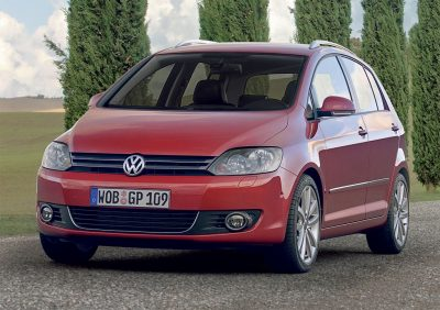 Volkswagen golf 6 plus (2008-2014)
