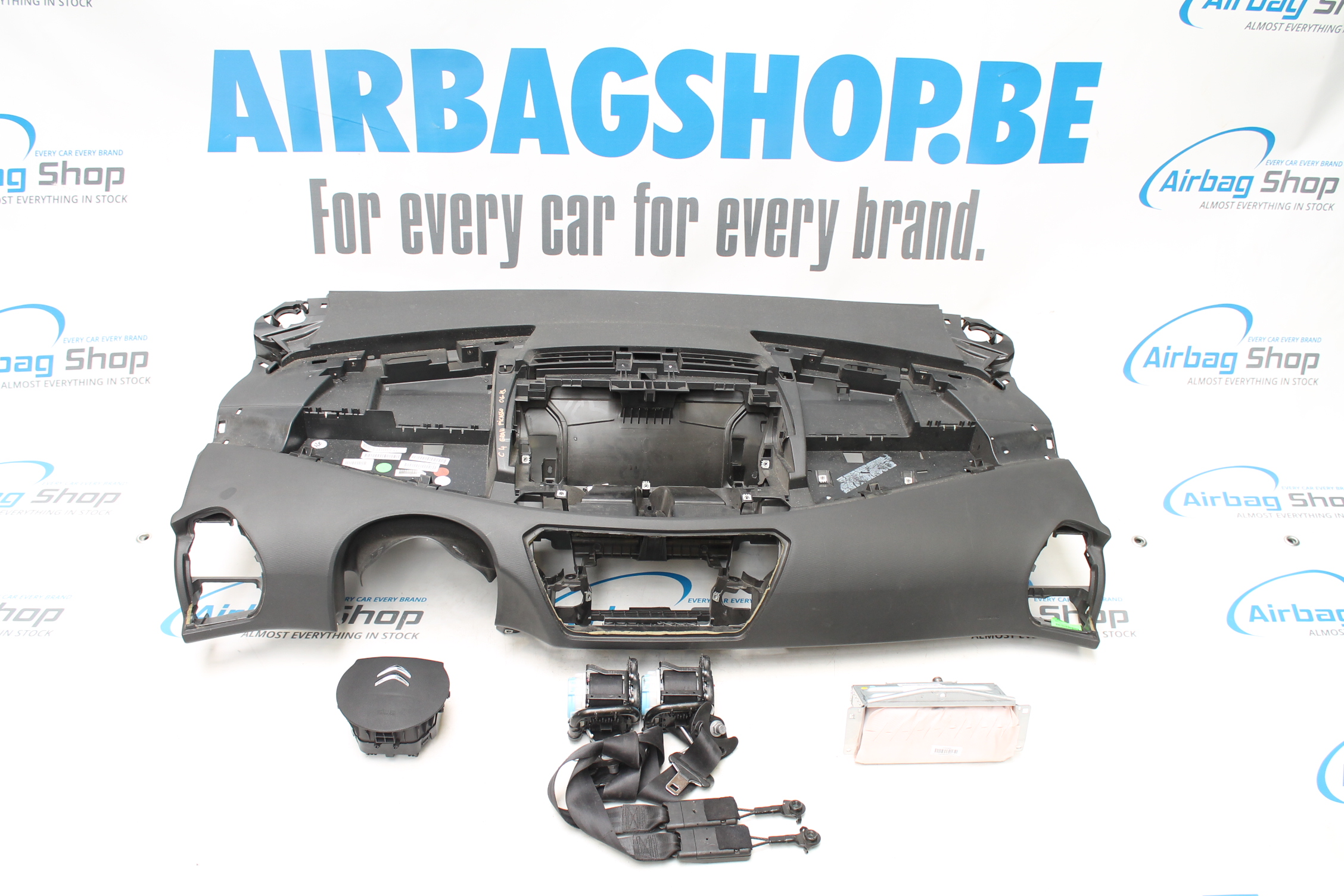 airbag kit tableau de bord citroen c4 picasso 2006 2013 airbag shop. Black Bedroom Furniture Sets. Home Design Ideas