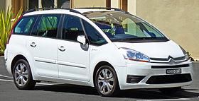 Citroen C4 Picasso (2006-2013)