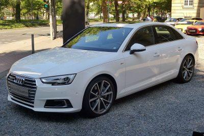 Audi A4 B9 (2015-....)
