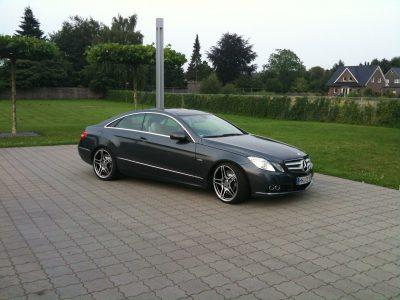 Mercedes E klasse W207 (2010-....)