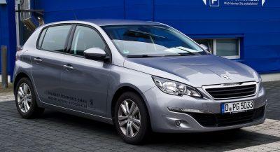 Peugeot 308 (2014-heden)