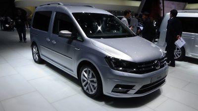 Volkswagen Caddy (2015-heden)