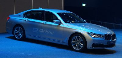 BMW 7 serie G11 G12 (2015-....)