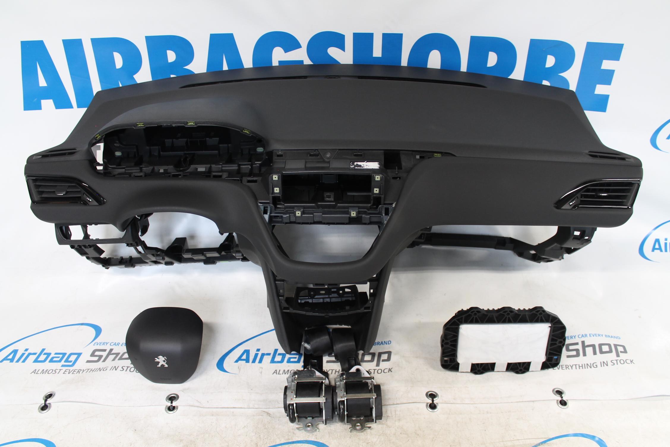 airbag set dashboard peugeot 208 2012 buy. Black Bedroom Furniture Sets. Home Design Ideas