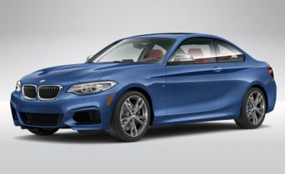 BMW 2 serie F22 F23 F87 (2013-heden)