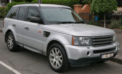 Land Rover Range Rover Sport se (2005-2013)