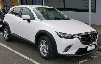 Mazda CX-3 (2016-....)