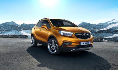 Opel Mokka X (2016-heden)