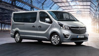 Opel Vivaro (2014-heden)