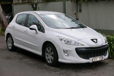 Peugeot 308 (cc) (2007-....)
