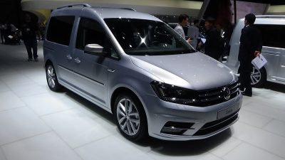 Volkswagen Caddy (2015-....)