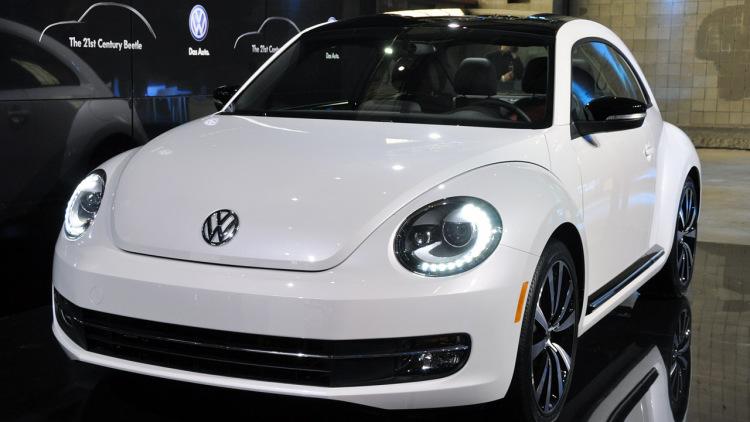 Volkswagen New Beetle (2011-heden)
