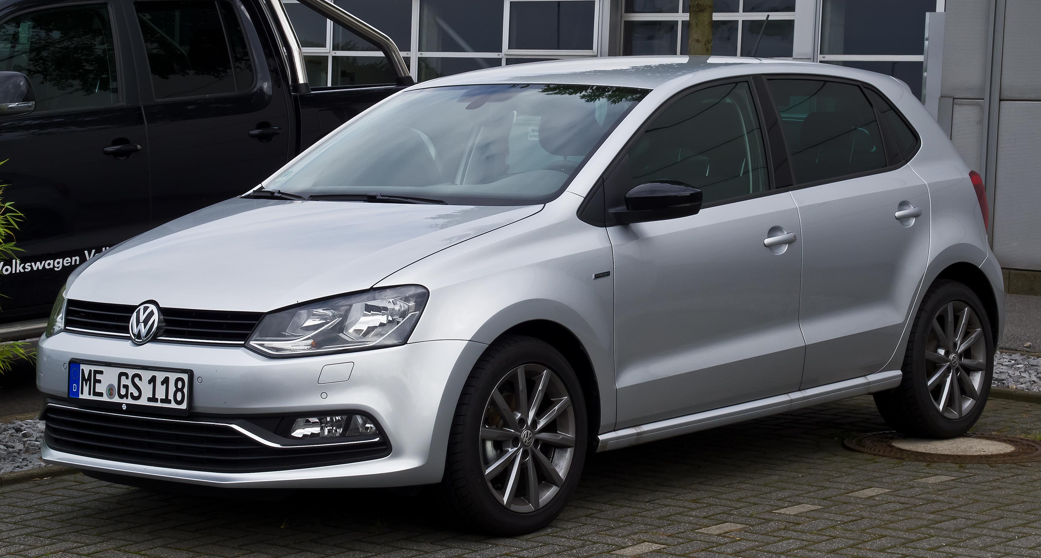 Volkswagen Polo 6C (2014-....)