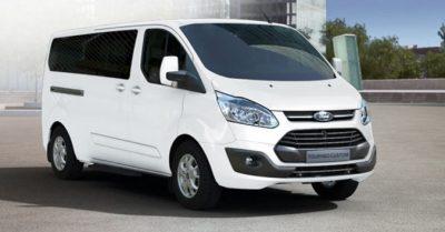 Ford Transit custom (2012-....)