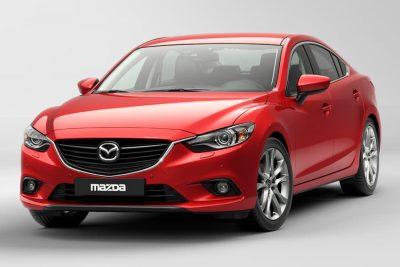 Mazda 6 (2012-2016)