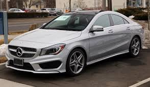 Mercedes CLA (2015-....)