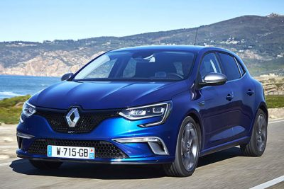 Renault Megane (2016-heden)