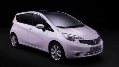 Nissan Note (2012-heden)
