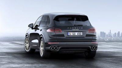 Porsche Cayenne (2017-....)